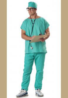 Doctor Surgeon Costume Kit