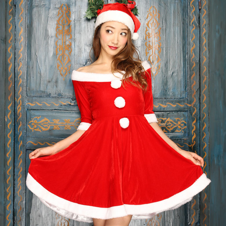 white christmas costumes sexy costume in christmas party - White Christmas Costumes